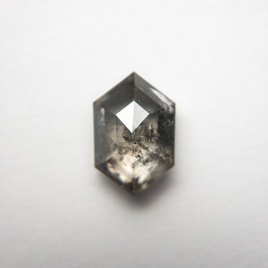 Load image into Gallery viewer, 1.22ct 8.08x5.41x3.24mm Hexagon Rosecut 18769-05