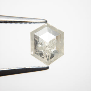 1.32ct 8.43x6.61x2.89mm Hexagon Rosecut 18789-15