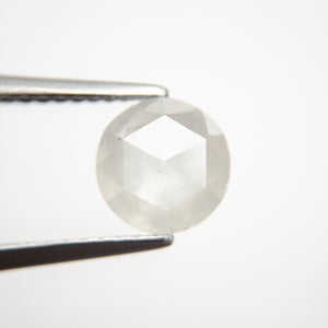 Load image into Gallery viewer, 1.38ct 7.23x7.35x2.73mm Round Rosecut 18815-01
