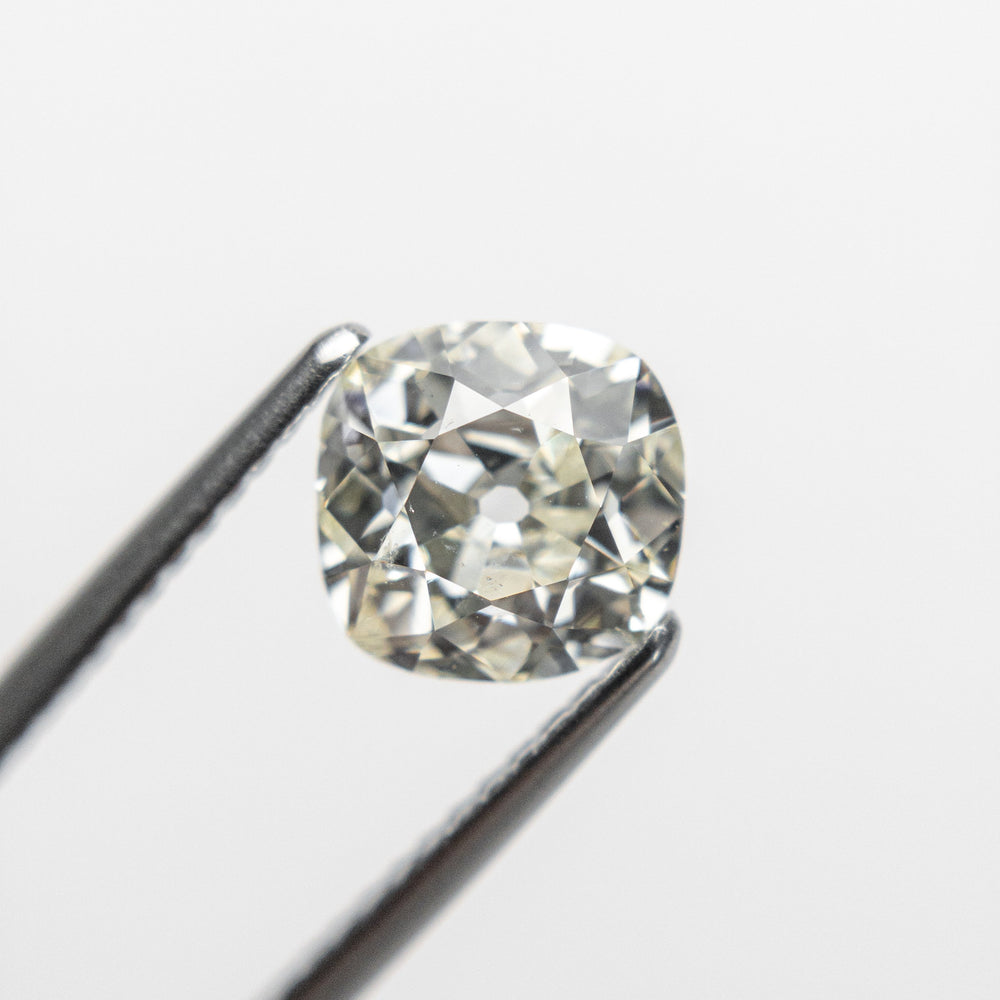 Load image into Gallery viewer, 1.38ct 6.80x6.66x3.93mm GIA SI2 L Antique Old Mine Cut 18834-01