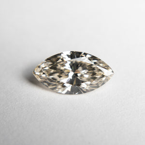 1.10ct 10.40x5.57x3.23mm Champagne Marquise Brilliant 18549-01
