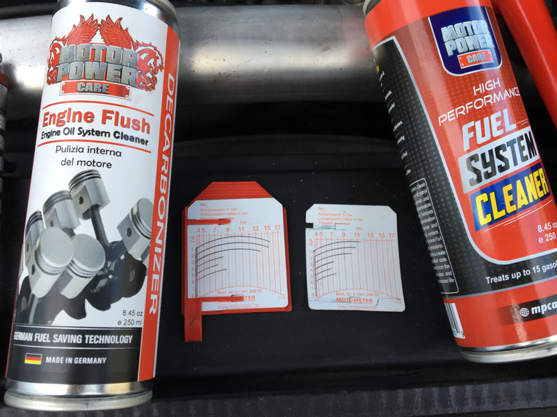 Why Engine flush oil system cleaner important, explained by MotorPower Care