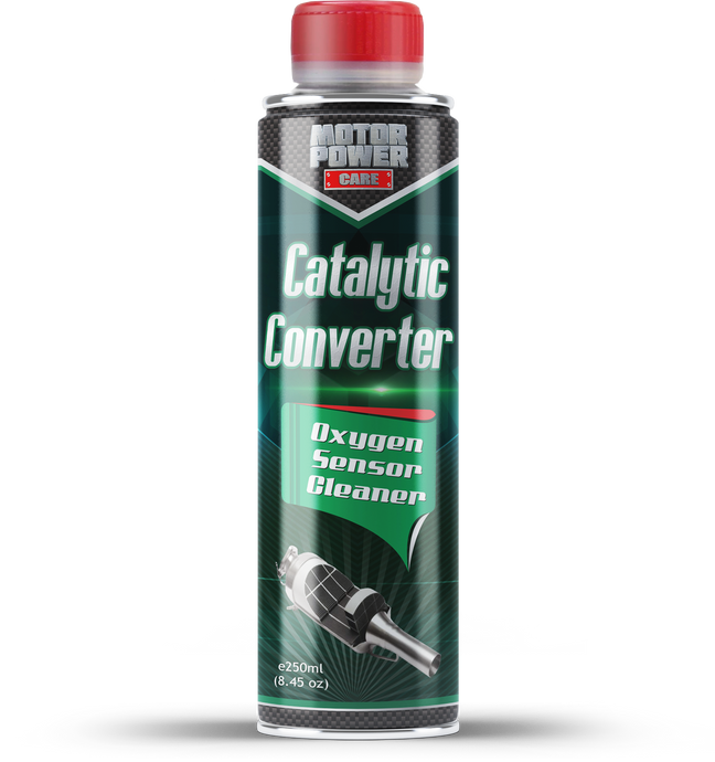 Catalytic converter cleaner high quality emissions pass MotorPower Care