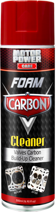 Carbon Build up Valves foam cleaner, EGR turbo easy to use, high performance motorpower care