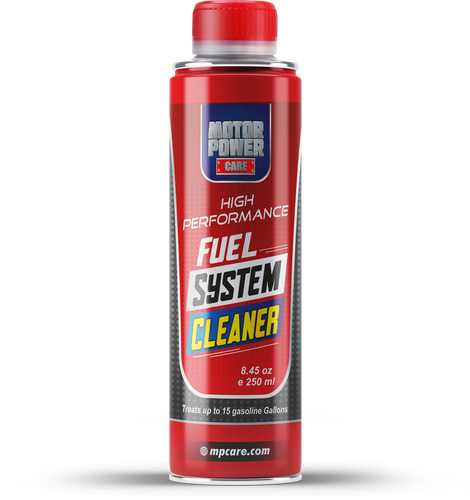 Fuel system cleaner & lubricant high quality TUV certified MotorPower Care OEM approved