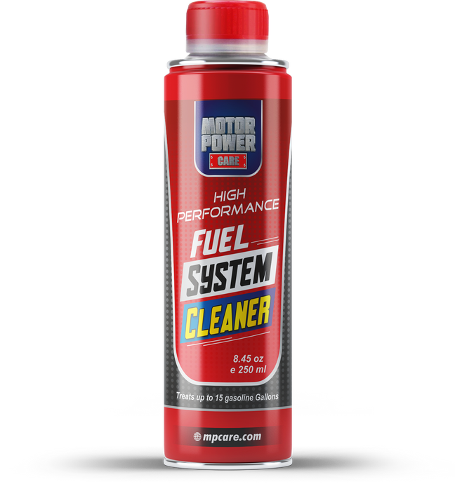 Fuel system cleaner and lubricant high quality certefied MotorPower Care
