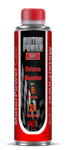 Octane Booster up to 6 points per 20 gallons high quality TUV certified