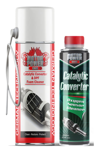 Catalytic Converter Cleaning Intensive Cleaning Kit, High Quality
