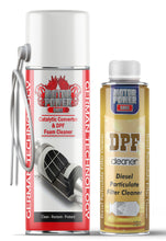 Load image into Gallery viewer, Diesel particulate filter cleaning Kit intensive DPF cleaner MotorPower Care
