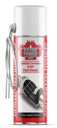 Diesel Particulate Filter ( DPF ) & Catalyst Cleaner Foam Cleaner high quality New technology