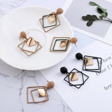 2019 Retro Women's Fashion Statement Earring Earrings For Wedding Party Christmas Gift