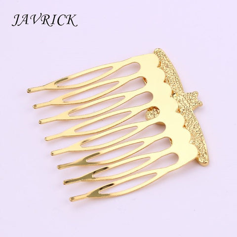 JAVRICK Women hairpins miraculous bee comb gold hair comb ladybug party supplies animal enamel hair jewelry costume