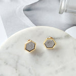 Fashion Shining Crystal Geometric Square Triangle Round Stud Earrings For Women Costume Wedding Earring Jewelry Oorbellen