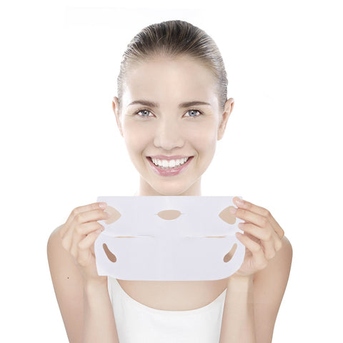 4 pc 4D V Face Mask Chin Cheek Lift  Facial Slimming Mask