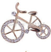 new fashion lovers impeccable bike bicycle must- large brooch corsage  gifts