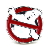 Marvel Pins Deadpool Ghostbusters Batman Brooches Pins Flash Captain America Superman brooches for men badge Hat Tie Tack Broche