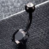 2018 Fashion New Style Navel Belly Rings Navel Piercing Sexy Body Jewelry Navel&Bell Button Rings AAA Crystal For Women