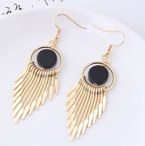 Classy tassel temperament pendant Earrings For Women