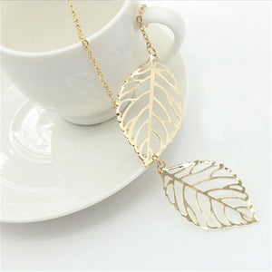 AWAYTR Trendy Anti Allergy Y Style Chain Long Mini Necklaces & Pendants Necklace For Woman Costume Jewelry Accessories