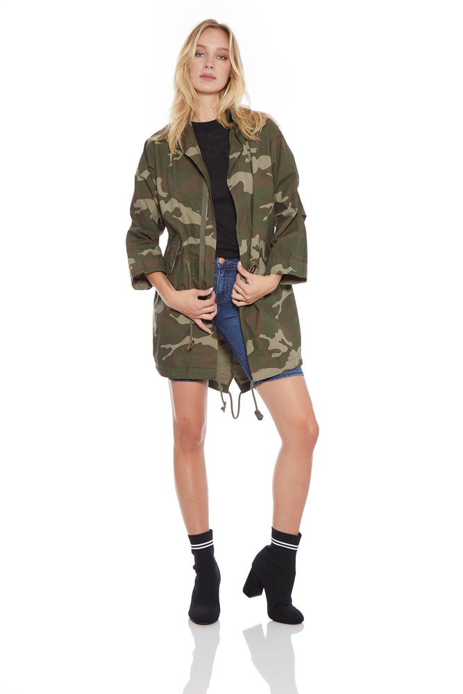 BEST SELLER! Jackie Oversized Parka