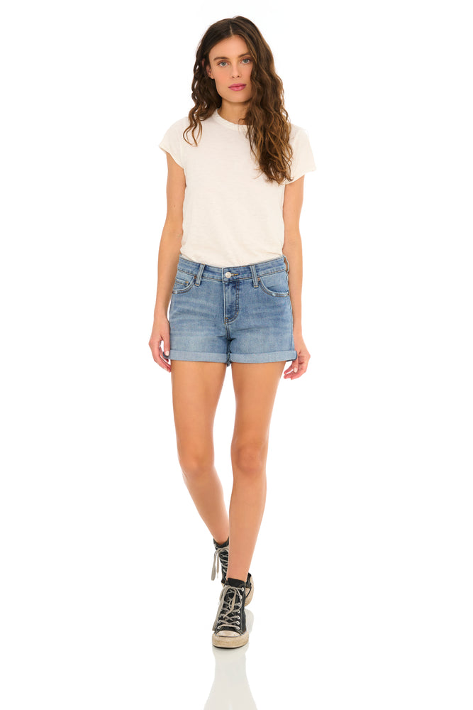 Eco Chloe Cuff Short