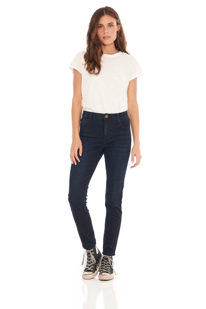 NEW! Ashley Dark Wash Skinny