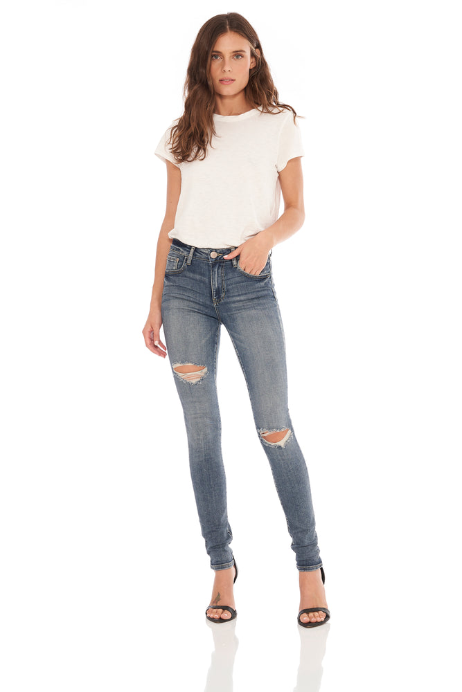 NEW! Ashley Destructed Skinny