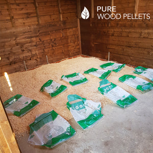 Pure Wood Pellets