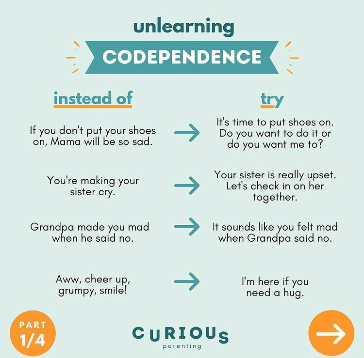 Unlearning Codependence