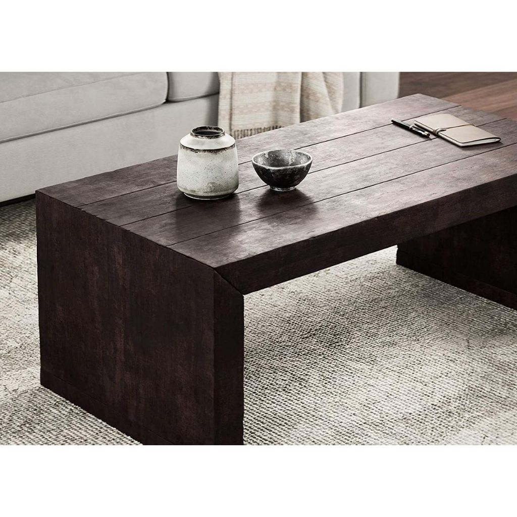 Mindful Living | Reclaimed Wood Coffee Table