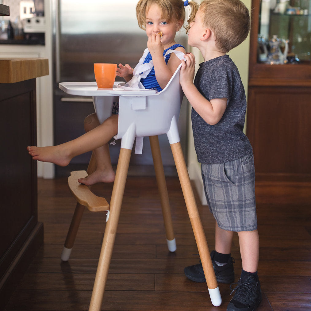 Strange Modern Solid Wood Baby High Chair By Be Mindful S Ibusinesslaw Wood Chair Design Ideas Ibusinesslaworg