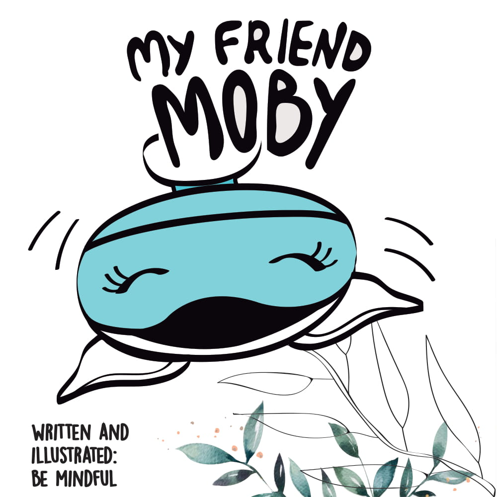 """My Friend Moby"" Book"