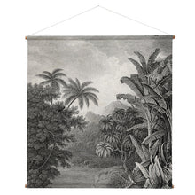 Load image into Gallery viewer, XXL jungle print wall hanging