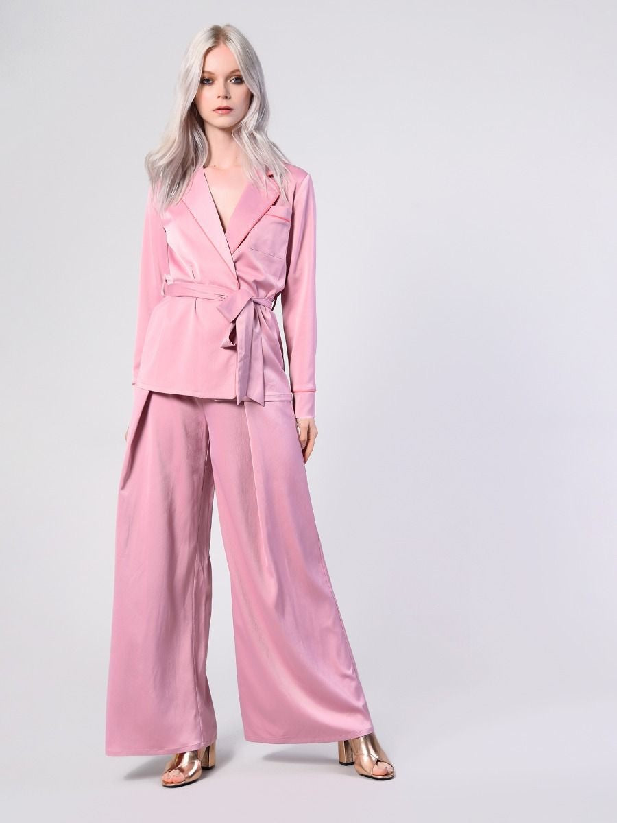 Satin Trousers by Glamorous