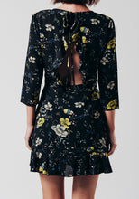 Load image into Gallery viewer, Floral dress with open back detail