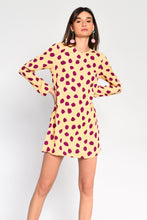 Load image into Gallery viewer, Abstract spot swing dress by Glamorous