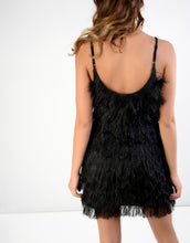Load image into Gallery viewer, Fringed dress