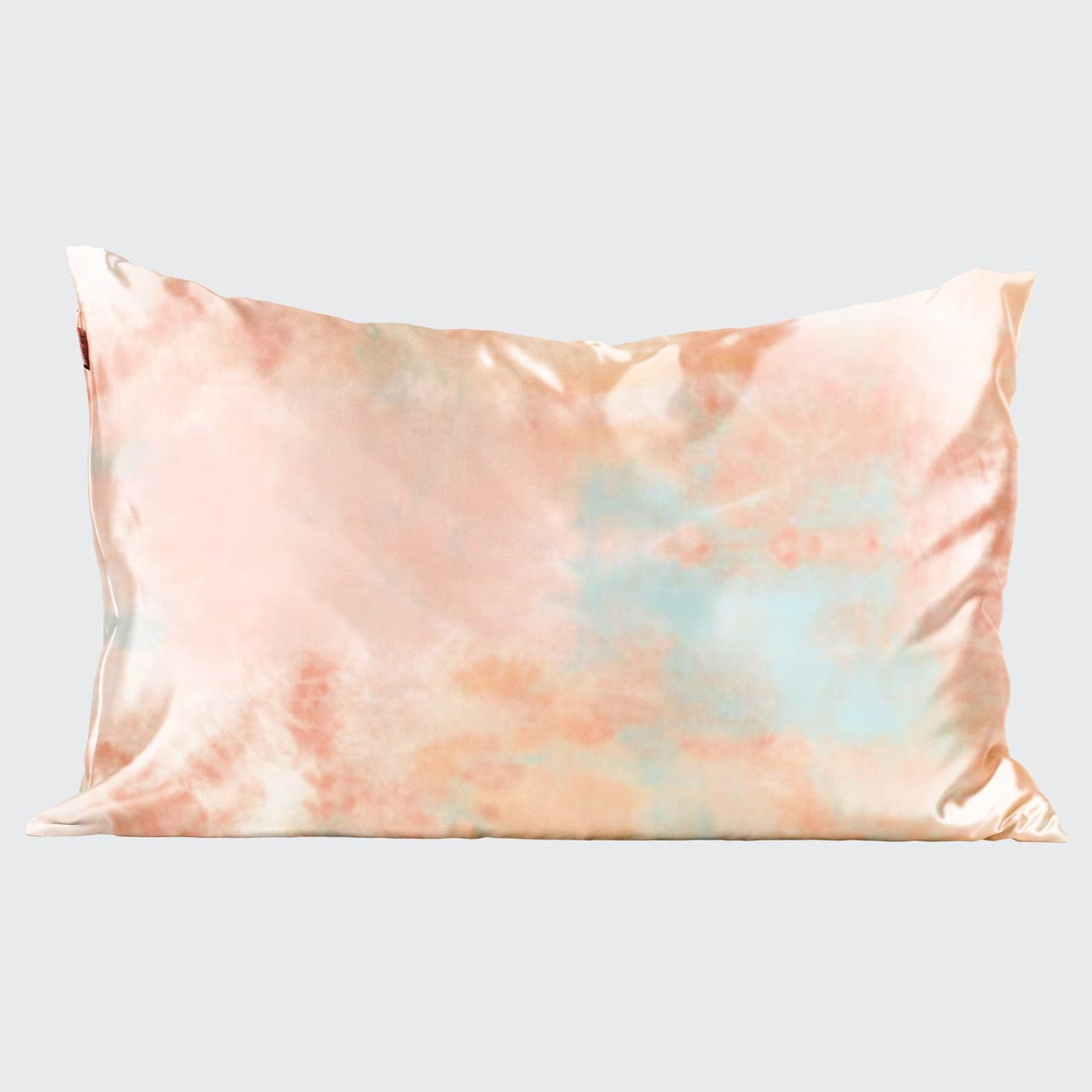 Satin Pillowcase - Sunset Tie Dye