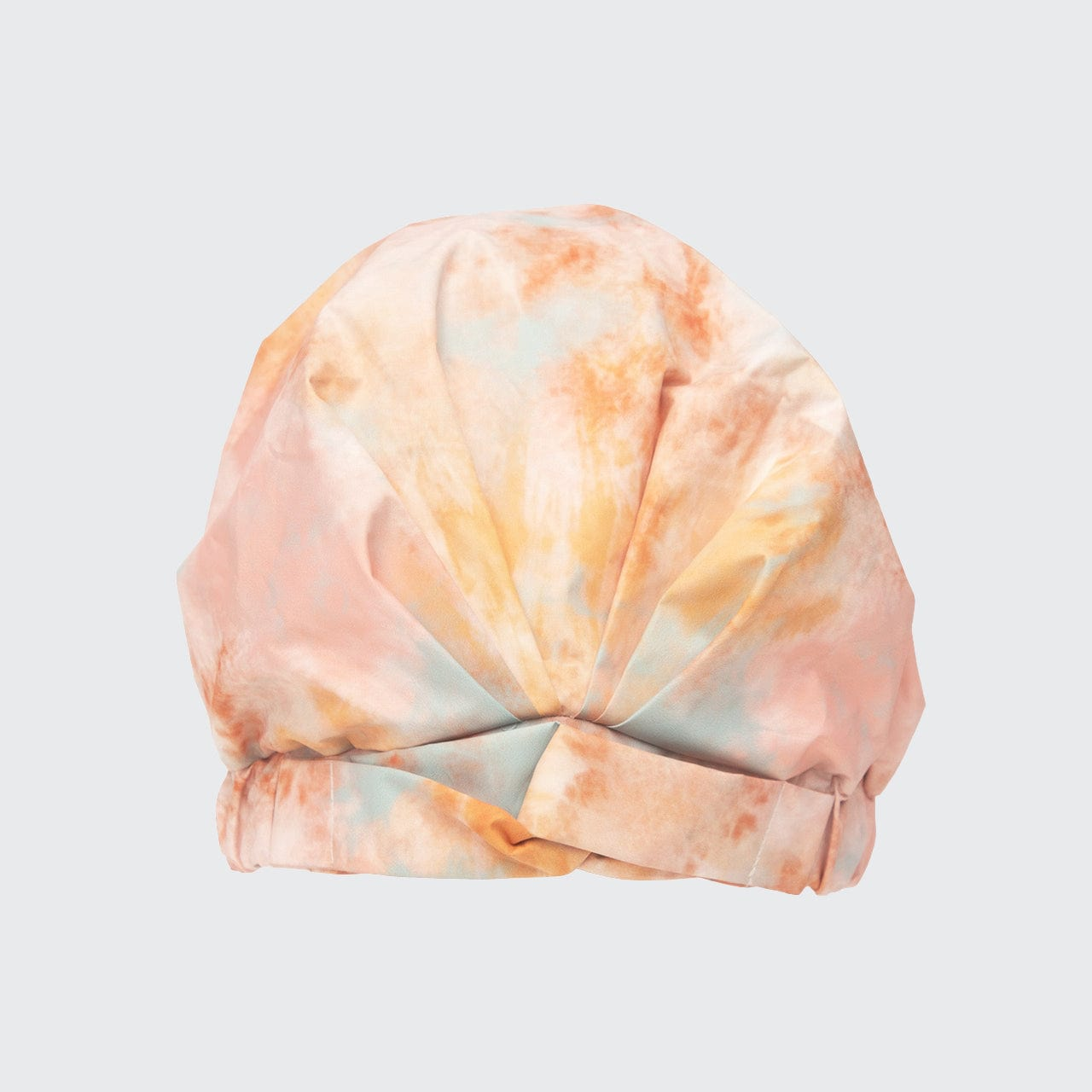 Luxe Shower Cap - Sunset Tie Dye