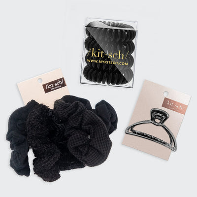 Classic Accessories Bundle - Black/Hematite