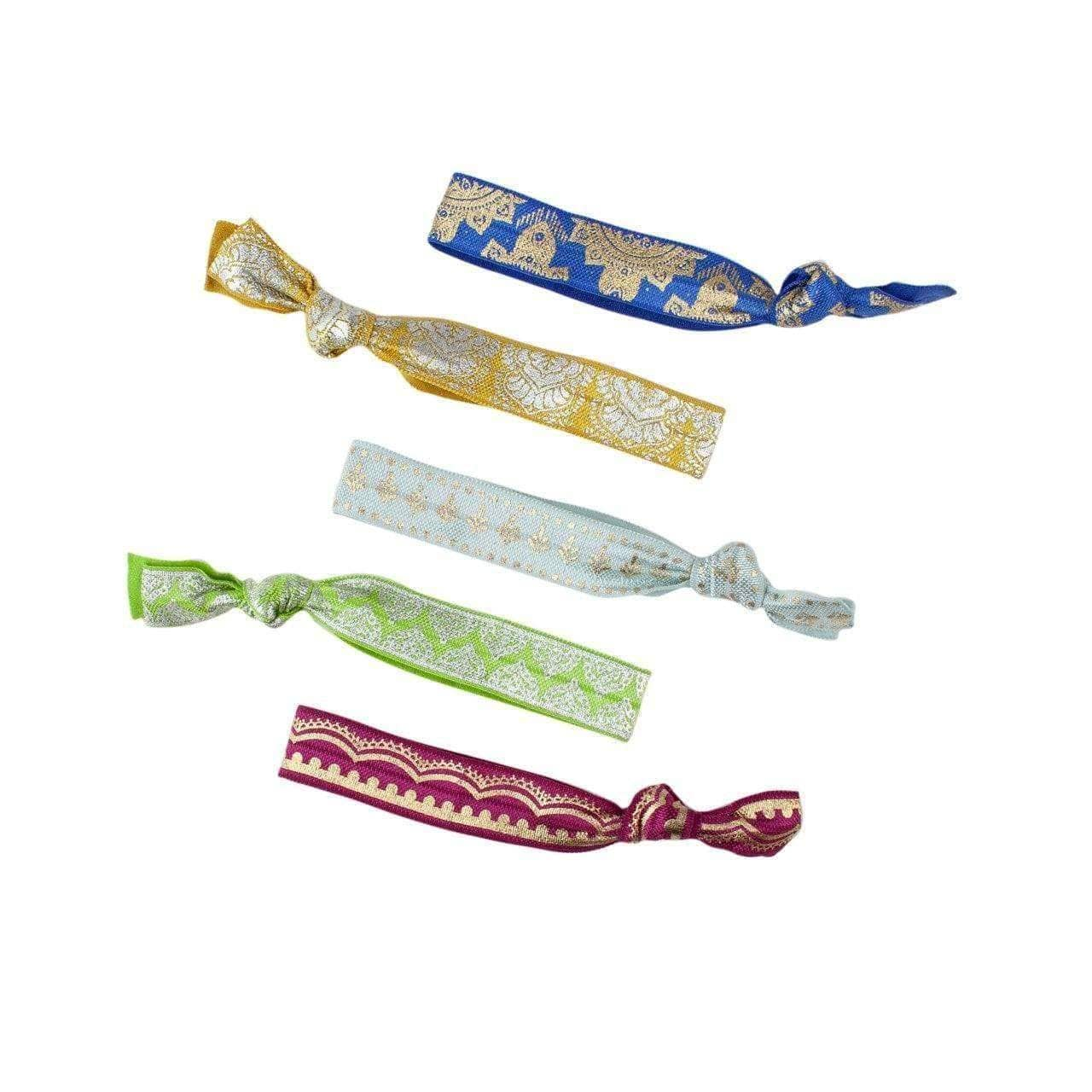 Henna Hair Ties - KITSCH