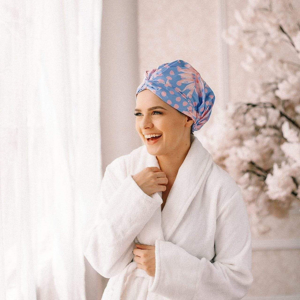 Kayley Melissa x Kitsch Shower Cap - KITSCH