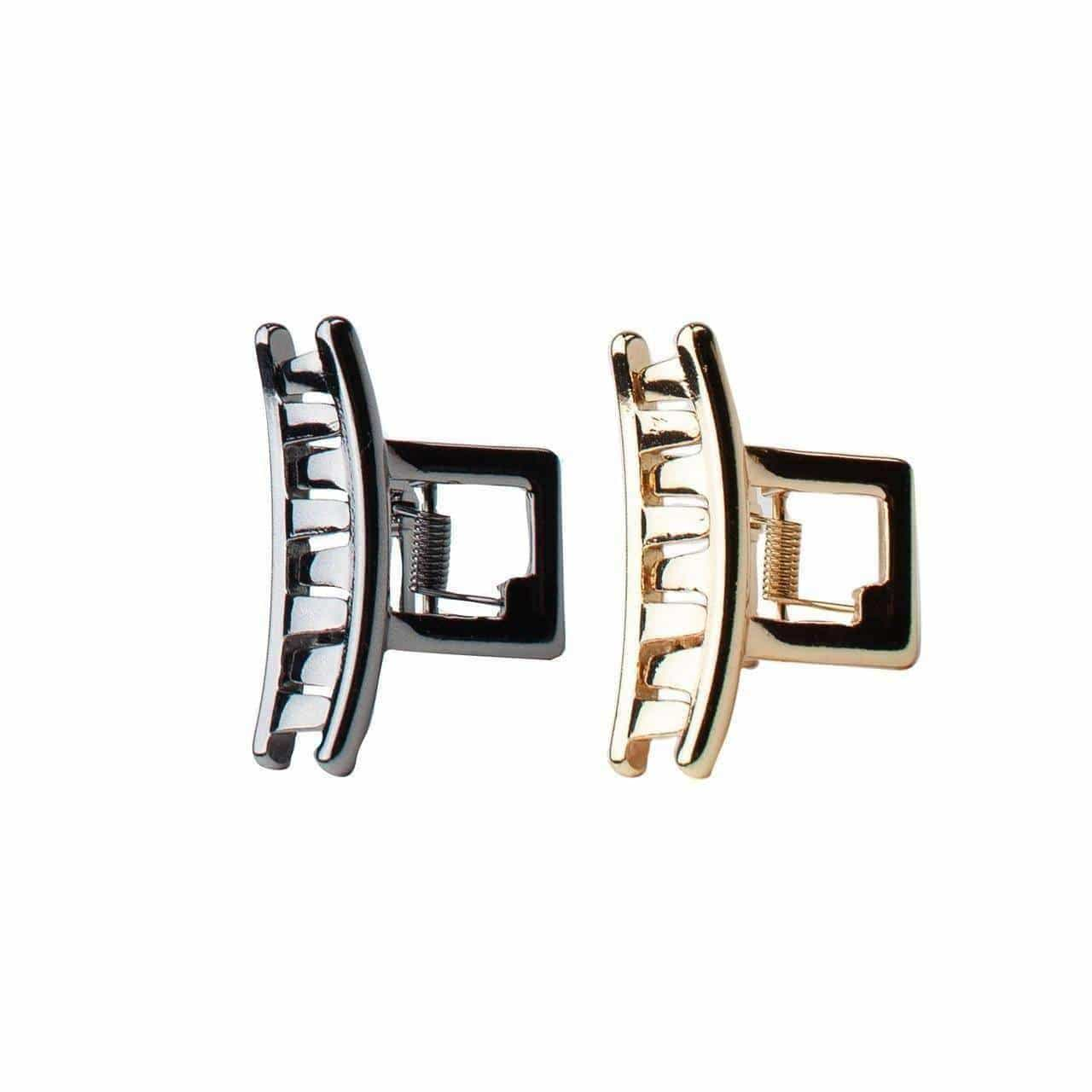 Mini Bar Claw Clips- Bar 2pc - KITSCH