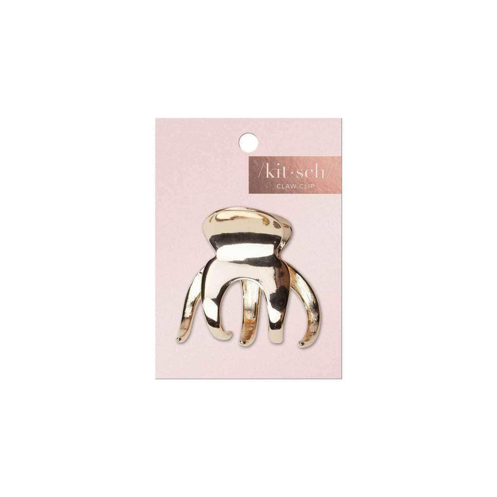 Octo Claw Clip-Gold - KITSCH