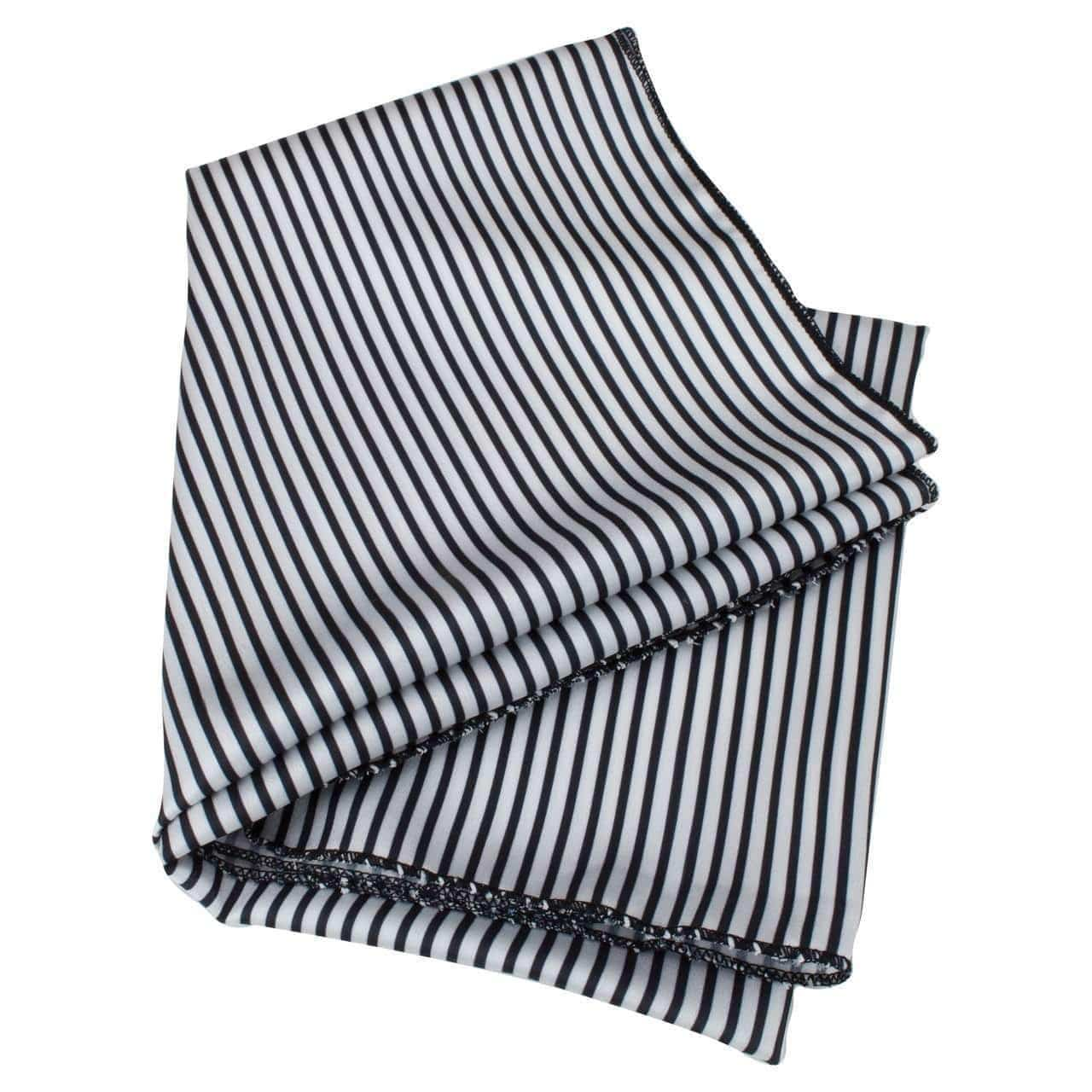 PRO Multi-Way Satin Sleep Scarf- Stripe - KITSCH