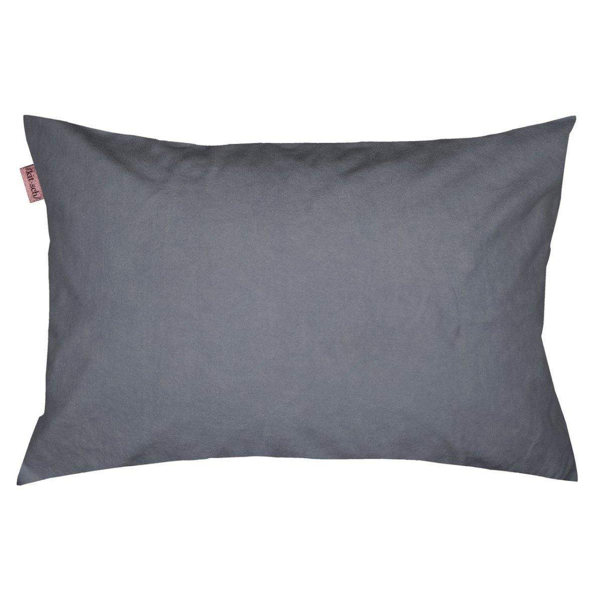 Towel Pillow Cover - Charcoal - KITSCH