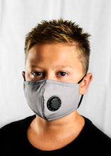 Washable/Reusable Cotton Masks with PM2.5 Filter and Breathing Valve for Children/Small Adults - Heart+Sound Solutions