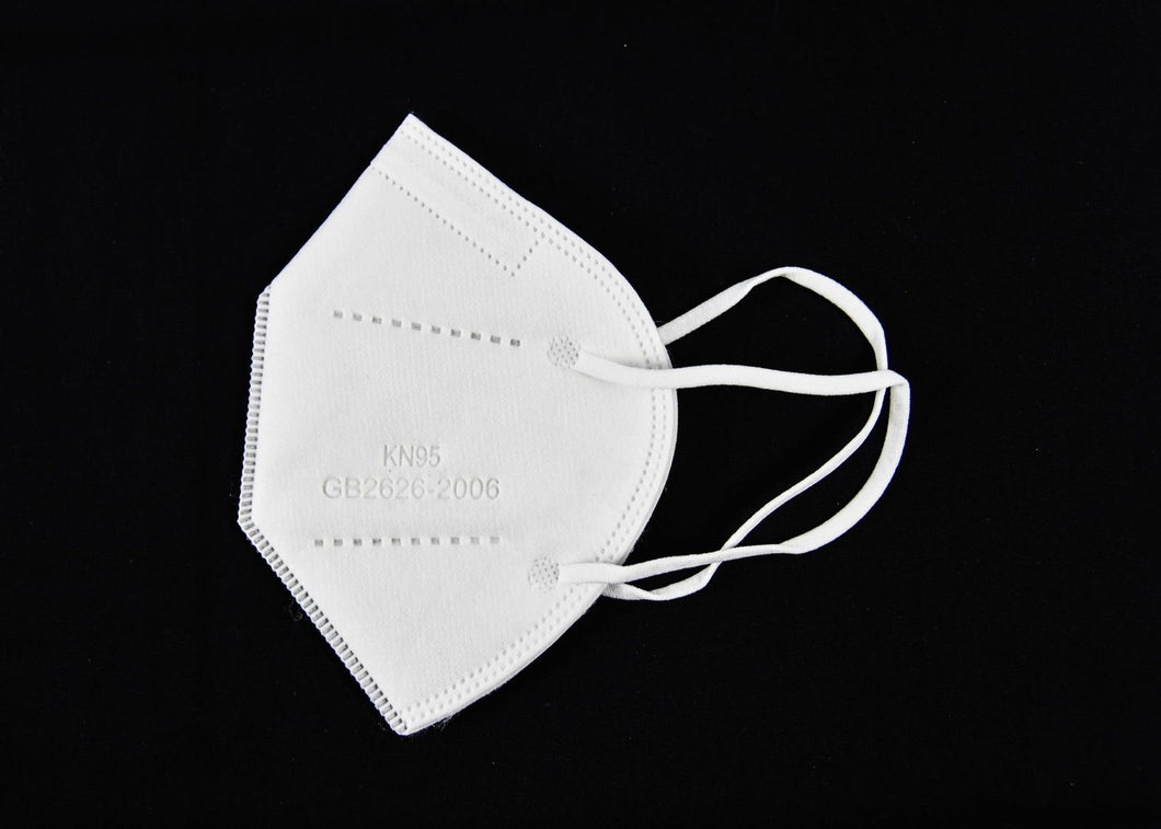 KN95 Face Mask for General Public Use (Pack of 10) - Heart+Sound Solutions