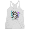 Heart Sound Solutions Blooming Heart Racerback Tank - Heart+Sound Solutions