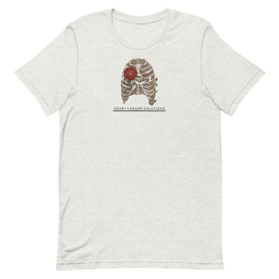 Short-Sleeve Unisex T-Shirt - Heart+Sound Solutions